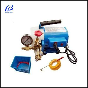 Electrical Hydraulic Washing Machine and Pressure Testing Pump (DQX-35)