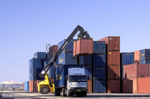 Container Transportation From China to Russia