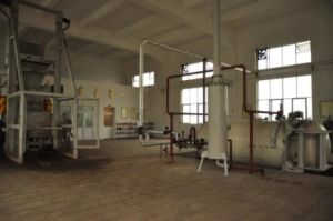 Stationary Type of Steam-Based Medical Waste Treatment Equipment (MWS250)
