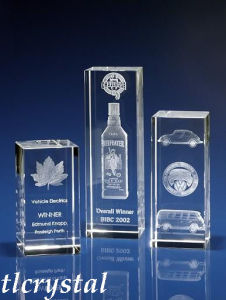 Crystal 3D Laser-Crystal Corporate Award (TL09073120)