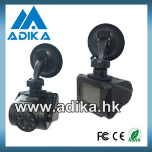 720p 130 Degree Wide Lens Car DVR with Night Vision 2.0 Inch TFT LCD Screen ADK-C136C