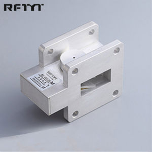 China RFTYT 8 2-12 5GHz Passive Component RF Waveguide Isolator and