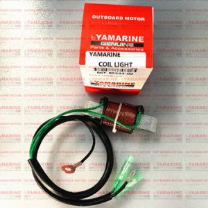 66T-85533-0 Lighting Coil Case for Yamaha Outboard 40HP E 40X New 2T Boat Engine