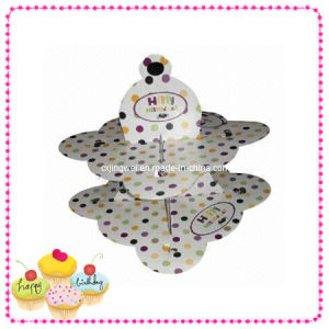 Easter Decorative Flower Cake Stand CS2-9
