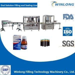 Oral Syrup Filling and Screw Capping Machine pictures & photos