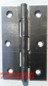 Original Colour Iron Door Hinge (H3-1.2)