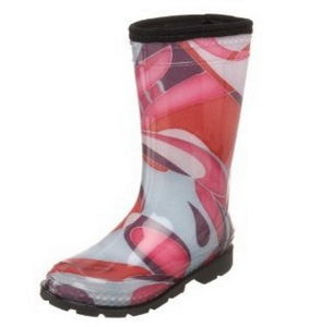 Lovely and Beautiful PVC Children Rain Boots for Slae pictures & photos