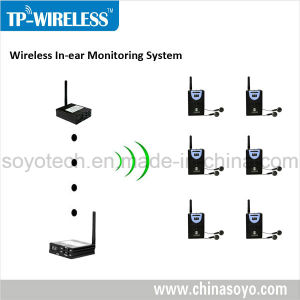 RF Multi-Channel Wireless Transmitter Receiver System Solution pictures & photos