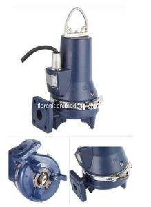 Heavy-Duty Sewage Cut Pumps Sewage Grinder Pump (WQAS D) pictures & photos