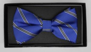 New Design Fashion Men′s Woven Bow Tie (B01) pictures & photos