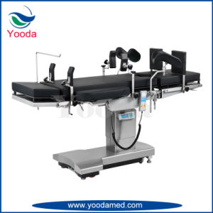 Electric Hydraulic Operating Table with C Arm Function pictures & photos