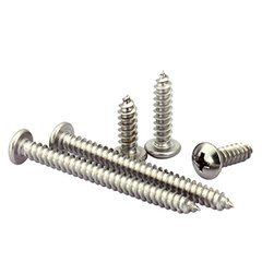 Good Quality Hexagonal Slotted Head Self Tapping Screw pictures & photos