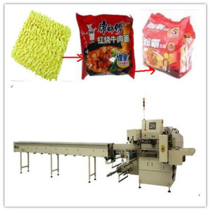 Packaging Machine for Instant Noodles pictures & photos