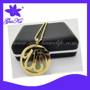 Fashion Bio Energy Pendant Necklace (2015 Enp-001g)