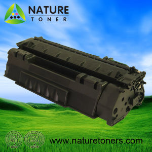 Compatible Black Toner Cartridge for Canon Crg-308/508/708 pictures & photos