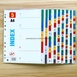 pp a4 jan dec index divider tab divider index cards