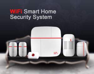 WiFi GSM Alarm System with Sensor Status Self-Detection Function pictures & photos