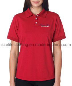Custom Leisure Loose Polo Collar Shirts (ELTWPJ-84) pictures & photos