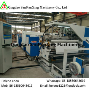 Automatic Thermal Label Spray Lamination Film Coating Machine