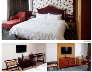 China King Size Bed For Hotel Furniture With Tv Stand China Hotel