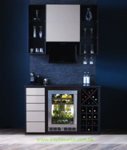 China Custom Home Apartment Hotel Mini Bar Wet Wh D799