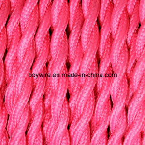 Cloth Covered Lamp Wire (BYW-8001) pictures & photos