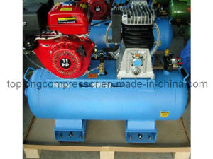 Gasoline Petrol Driven Air Compressor Air Pump (Tp-0.4/12) pictures & photos