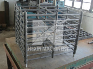 Steel Material Multiple Layer Charging Fixture Furnace Parts pictures & photos