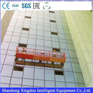 Mobile Work Platform and Zinc Plated Surface Handling Work Platform pictures & photos