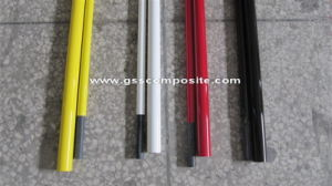 High Strength & Durable Pultruded Fiberglass Rod with Metal