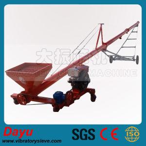 Dzl Movable Grain Auger Conveyor