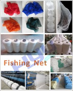 Nylon or Polyester Multifilament Fishing Nets (HYYFN002)