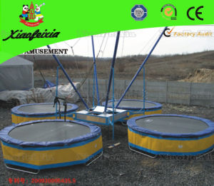 New Design Euro Bungee Trampoline for Sale (LG014) pictures & photos