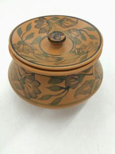 Mini Ceramic Pot with Lid for Cooking pictures & photos