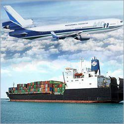 International Air Transport From Shenzhen to Russia