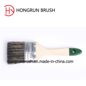 Paint Brush with Wooden Handle (HYW032) pictures & photos