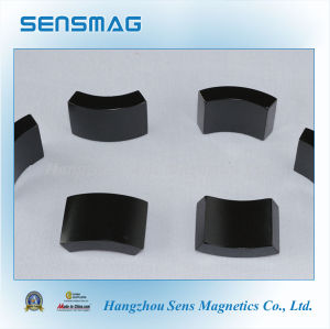 High Quality Permanent Neodymium NdFeB Magnets with Big Arc Shape pictures & photos