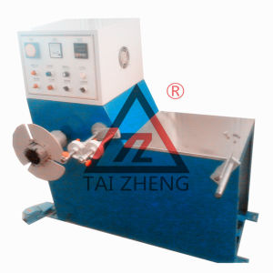 Wire Rope Coiler Machine with Double Bobbin pictures & photos
