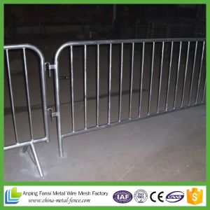 Cheap Design, Fast Link Crowd Control Metal Barrier for Sale