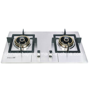 2 Burner 730length Stainless Steel Built-in Hob pictures & photos