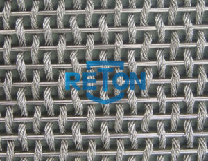 Architectural and Decorative Mesh, Metal Facade Mesh
