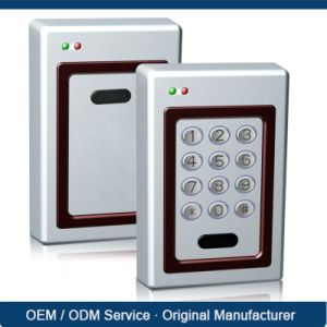 China 13 56MHz Keypad Access Control Time Attendance with MIFARE