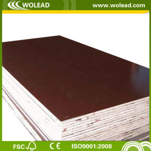 18mm Plywoods Type and Poplar Main Material Film (w15492)