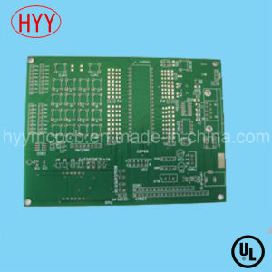 Immersion Gold Plated Half-Hole PCB