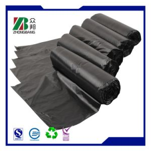 Cheap Plastic Garbage Bag Trash Bag Refuse Bag on Roll pictures & photos