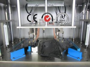 CE SGS Auto Door Panel Parts Ultrasonic Welding Machine (KEB-QCMB50)