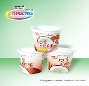 Greensource, in-Mould Labeling for Ice Cream Box pictures & photos