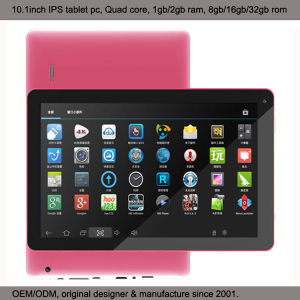 The Cheapest 10.1inch Quad Core Tablet PC pictures & photos