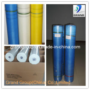 Alkali Resistant Fiberglass Insulation Mesh (High Quality)