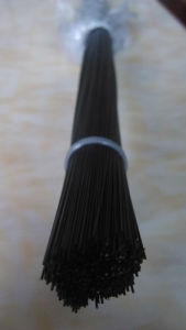 Black Wolfram Lanthanated Tungsten Rod Wl15 Dia1.5*Length800-1100 pictures & photos